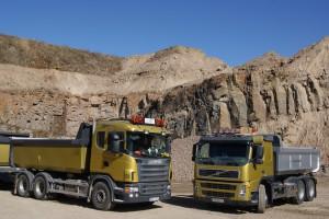 Volvo FM och Scania